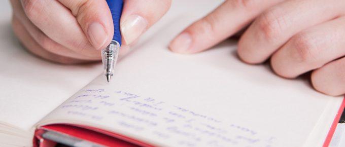 Vad Är Fördelarna Med Att Använda En Träningsdagbok?