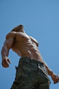 hur man bygger muskler fort