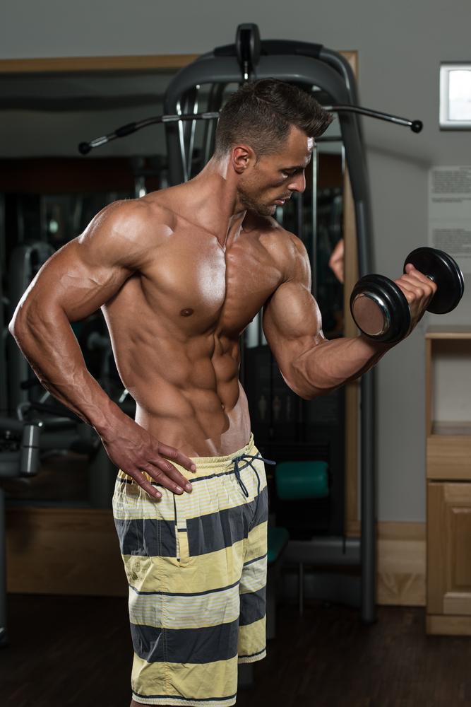 varför hög intensitet ger mer muskelmassa