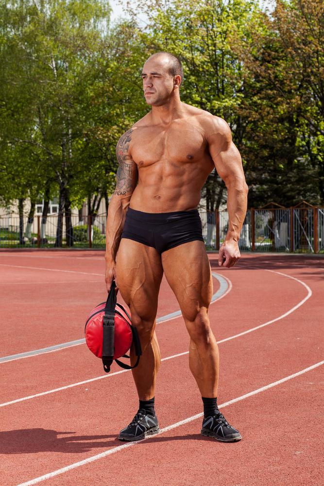 värma upp för styrketräning
