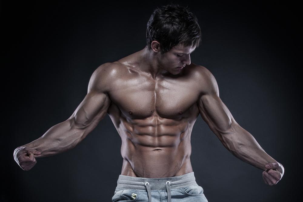 bygga snygga muskler