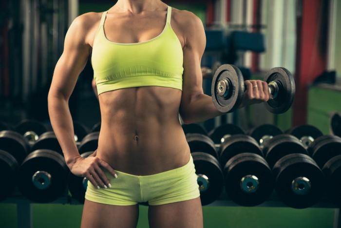 snabb fettförbränning mage