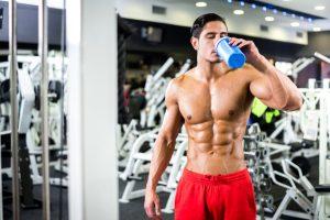 Optimala Shaken För Mer Muskler Efter Träning