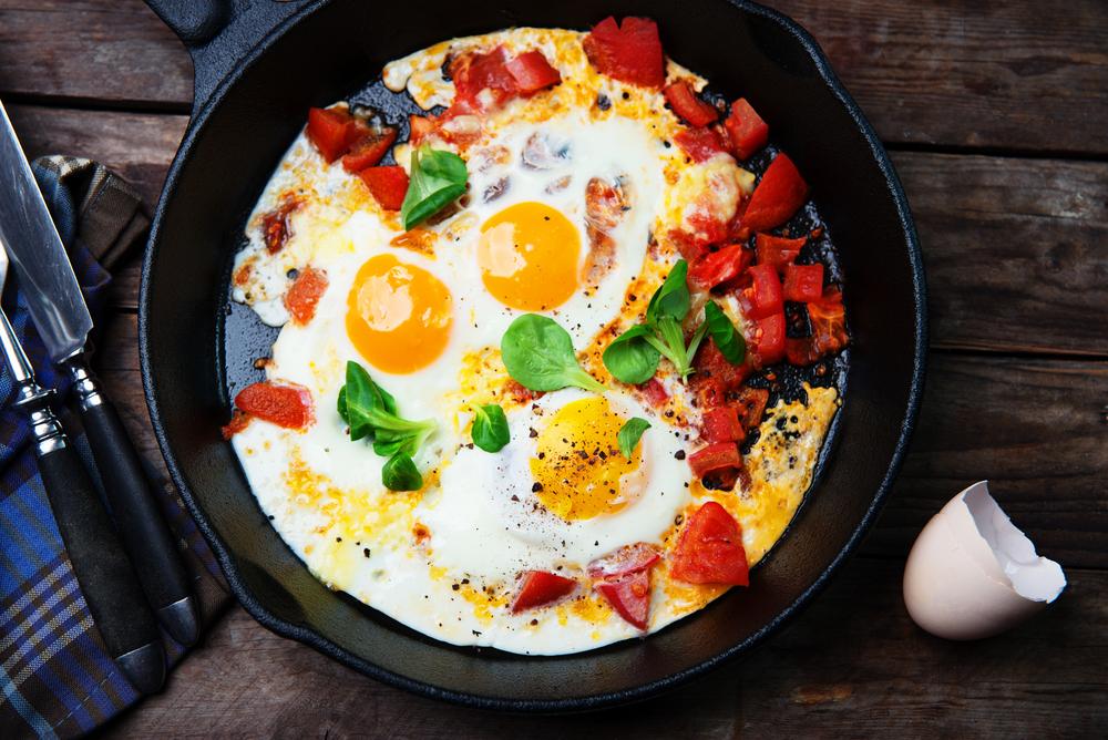 ägg - bästa proteinkällorna
