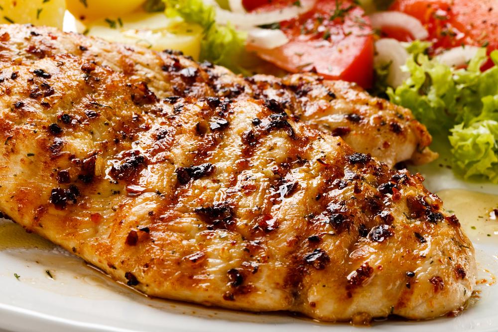 kyckling - bästa källorna för protein