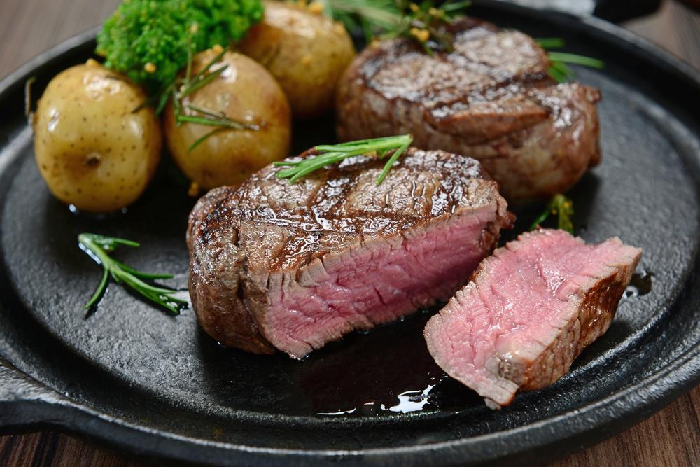 rött kött bästa proteinkällorna