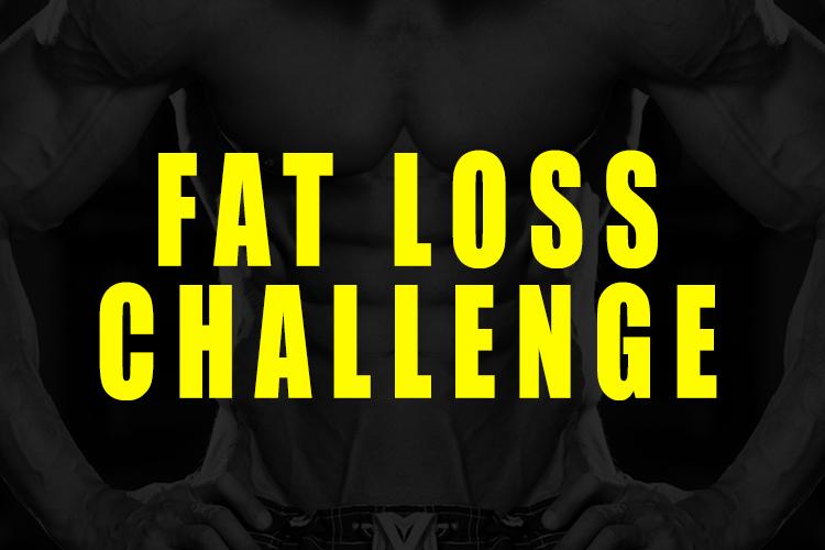 fat loss challenge start