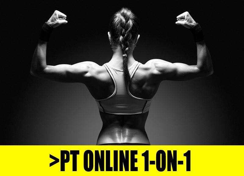 pt online 1-on-1