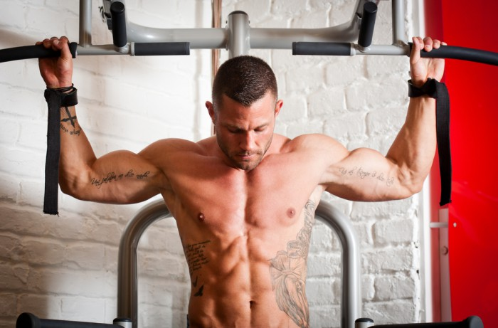 hypertrofi-fokuserad styrketraning