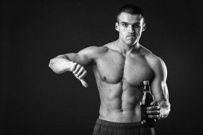 alkohol och traning mindre bra kombo