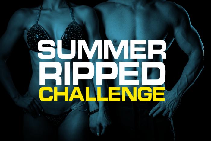 summer ripped challenge head start