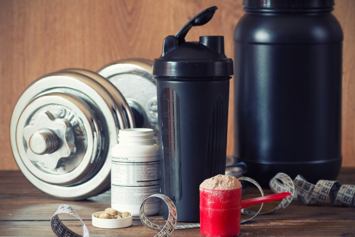 sunda kosttillskott omvandla fett till muskler