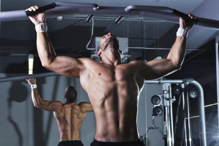 program stora muskler