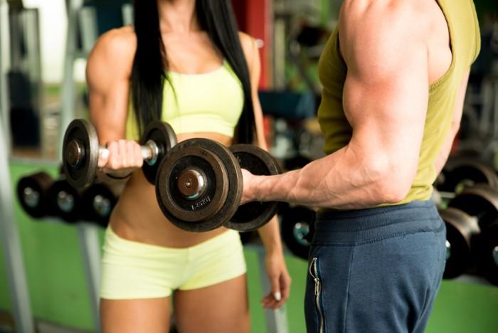 sammanfattning hur manga reps for muskelmassa