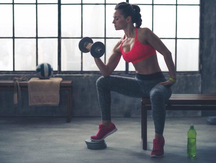 Bygga muskler och bränna fett på diet
