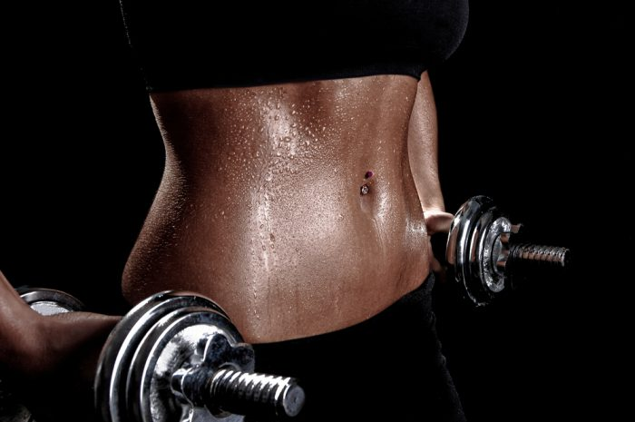 Ga ner i vikt kvinna