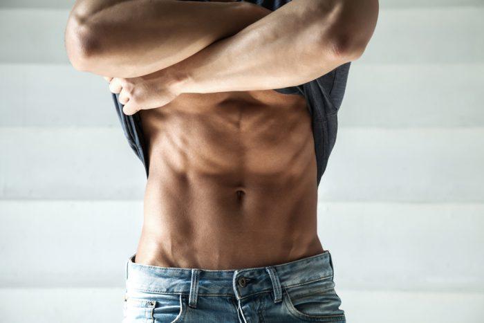 Hur far man en platt mage