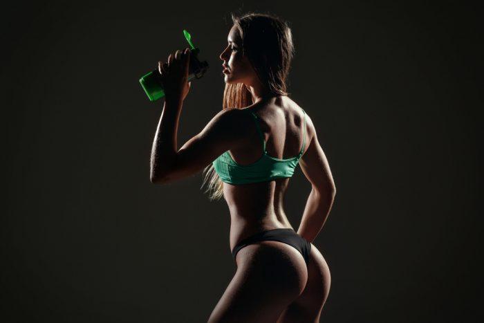Hur man går upp i vikt som tjej