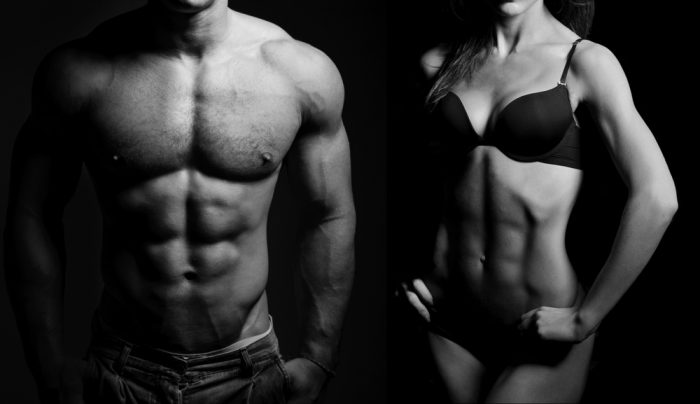 par bygga muskler