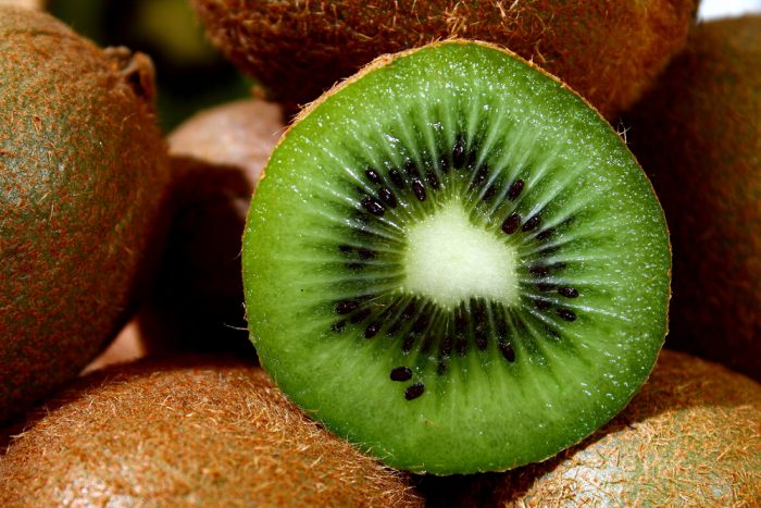 kiwi hampa recept