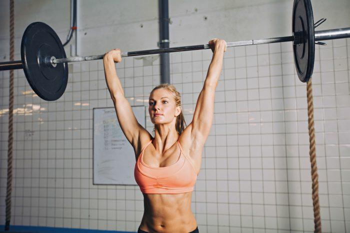 hur mycket väger stången på gymmet
