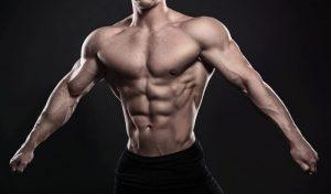 bygga muskler med periodisk fasta