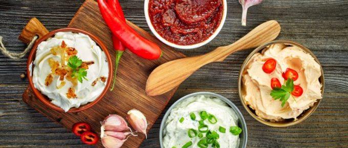 11 dietvänliga såser på yoghurt – som gör kostschemat mindre tråkigt