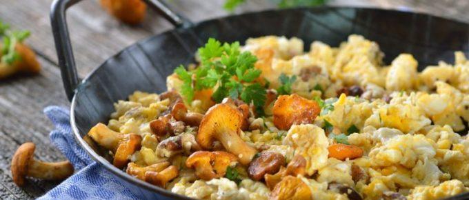 20 välsmakande recept på äggröra – som räddar vilken diet som helst
