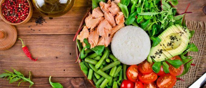 5 nyttiga luncher som passar brutalt hungriga fitness-tävlande