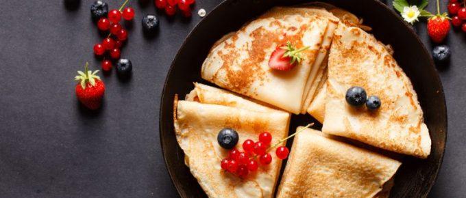 Nyttiga pannkakor – 5 recept med protein som inte smakar pyton