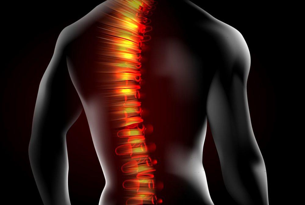 raka ryggen själv
