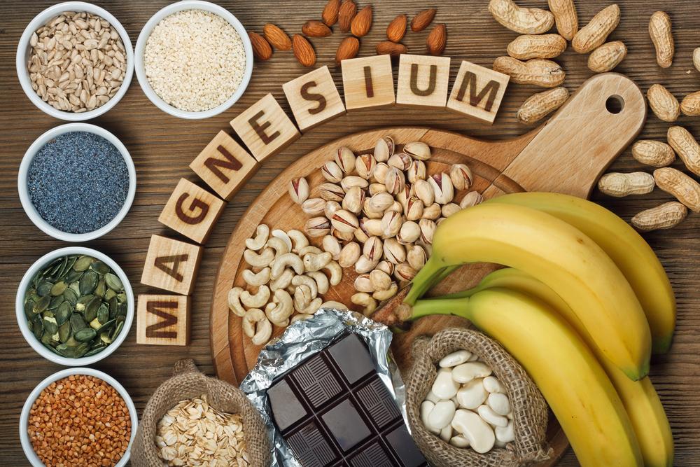 hur mycket magnesium ska man äta