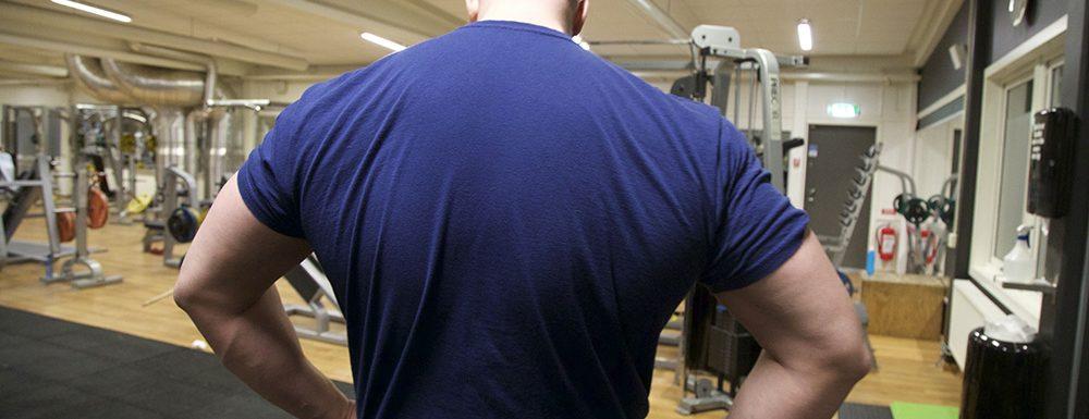 Hur du bygger ryggen bred