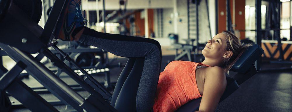 Är benpress en bra övning för att träna rumpan optimalt?