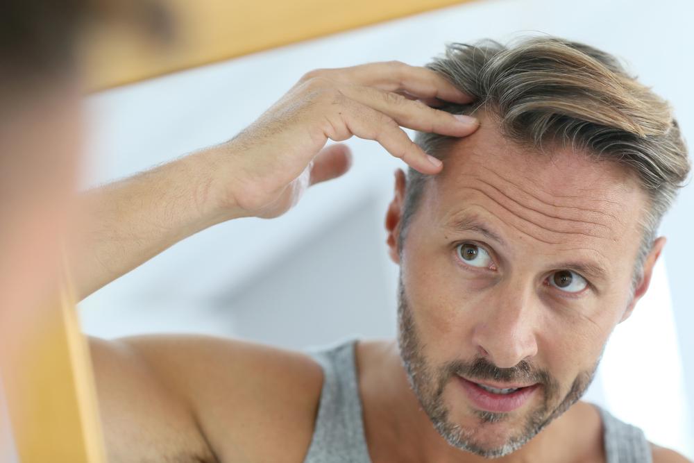kreatin tappa hår