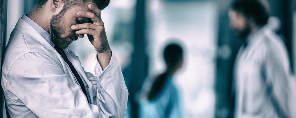 Slarviga läkare och stressade dieter